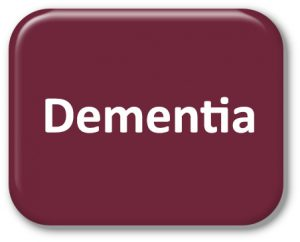 1st Steps in Dementia Button